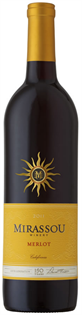 Mirassou Winery Merlot 750ml